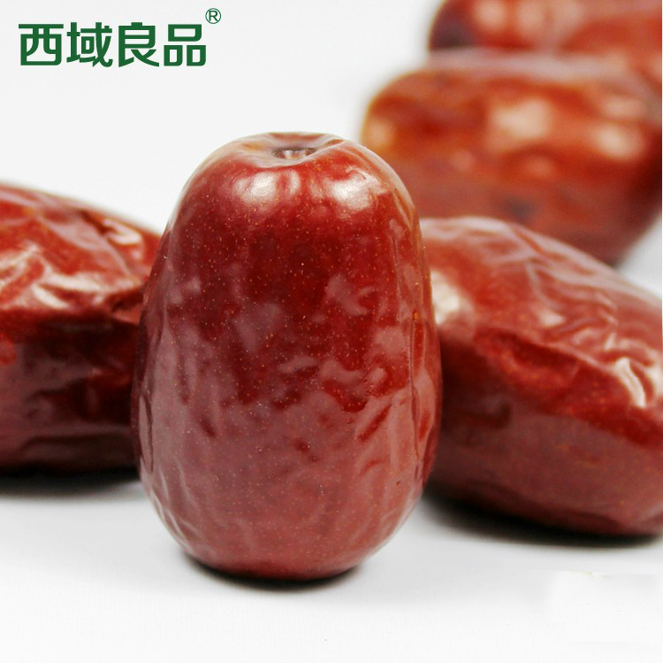 Dates big red dates for yu date wongai dried fruit poppiesears 500g dried jujube