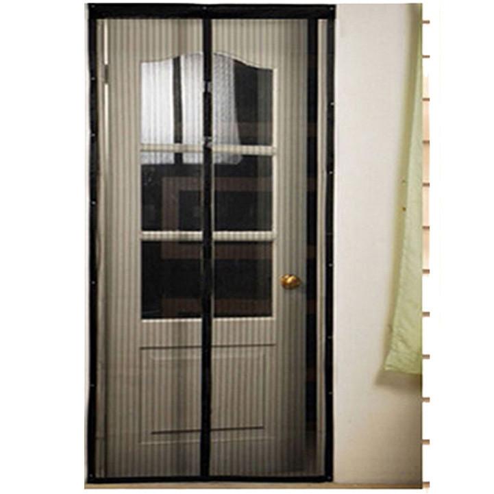 москитная шторка на дверь фото