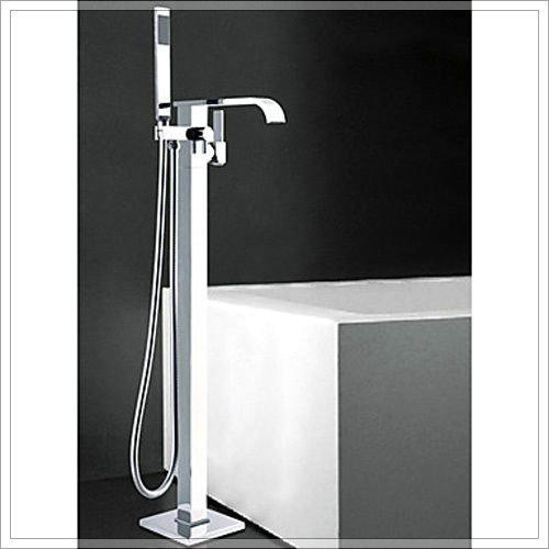 Single Handle Bathroom Bathtub Faucet Single Bars Chrome Shower Floor Faucet JA65410 water saver(China (Mainland))