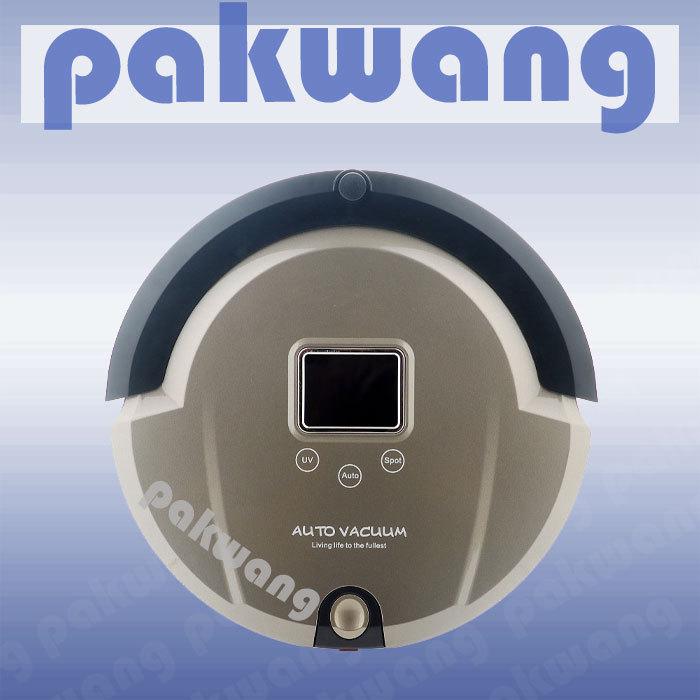2014 new steam vacuum cleaner ultra-thin ultrasonic mute household steam cleaning robot(China (Mainland))
