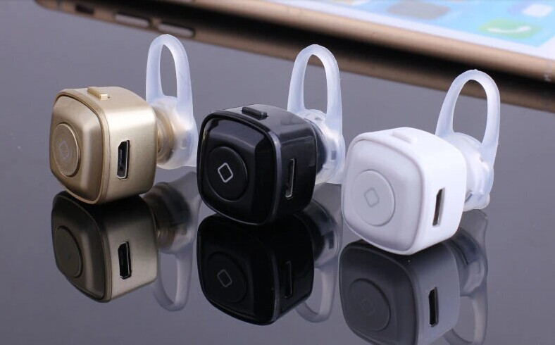 4 0 mini ultra small bluetooth headphones wireless stereo earphone in ear uni. Black Bedroom Furniture Sets. Home Design Ideas