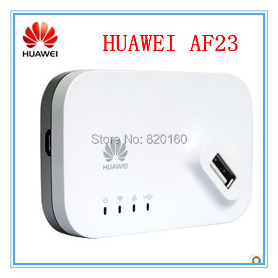 HUAWEI AF23 4G LTE/3G USB Sharing Dock Router Ethernet WiFi Hotspot Access Point(China (Mainland))