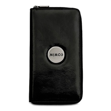 Famous Brand Mimco Travel Wallet Mimco Wallet Ladies PU Leather Purse Women Clutch Purse turnlock Mimco Travel Wallet phone case