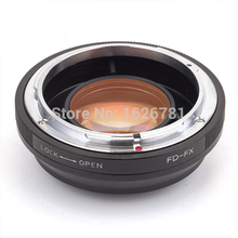 Buy Pixco Focal Reducer Speed Booster Lens Adapter Suit Canon FD Lens Fujifilm FX CameraX-Pro1 X-E1 X-E2 X-M1 X-A1 X-T1 for $71.96 in AliExpress store