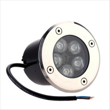 Buy 5W LED Underground light 5W LED Underground Lamp Buried lighting LED Outdoor Recessed Floor Lamp Ground Light IP68 Waterproof for $144.90 in AliExpress store