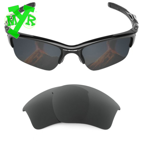 Oakley Half Jacket Xlj Clear Lenses