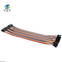 Buy Free 400pcs dupont cable jumper wire dupont line female female dupont line 20cm 1P-1P arduino for $8.06 in AliExpress store