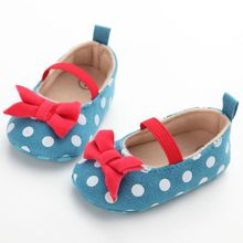 Buy Lovely Baby Shoes Newborn Baby Shoes Boys Girls First Walkers Infant Toddler Soft Bottom Anti-slip Prewalker Shoes nz17 for $2.80 in AliExpress store