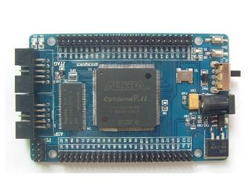 FPGA development board, ALTERA EP2C8Q208 FPGA Nios II minimum system, learning plate, the development board,free shipping