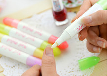 New 2015 Portable Nail Art Polish Corrector Remover Pen Clean Mistake With 3 Tips Hotsale