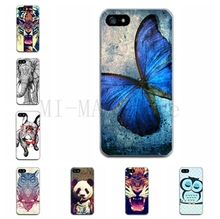 2015 Hot Selling new hot fashion Tiger Cell Mobile phone cover for apple iphone 4 4s skin Phone shell back case cover(China (Mainland))