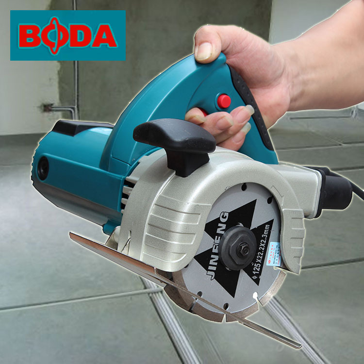 1800W broad wall slot machine cutting machine marble machine stone tiles wood cutting saw chainsaw(China (Mainland))