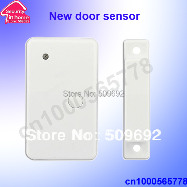 New 2 in 1 wireless tamper switch door sensor  with panic button  learning code 433MHZ<br><br>Aliexpress
