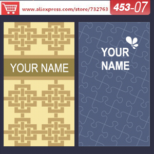0453-07 business card template  for order cards printed business cards print your own business cards<br><br>Aliexpress
