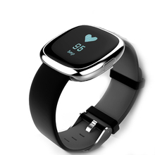 Buy Luxury P2 Bluetooth Smart Bracelet Heart Rate Monitor SmartBand Blood Pressure Monitor Waterproof IP67 Wristband IOS Android for $28.25 in AliExpress store
