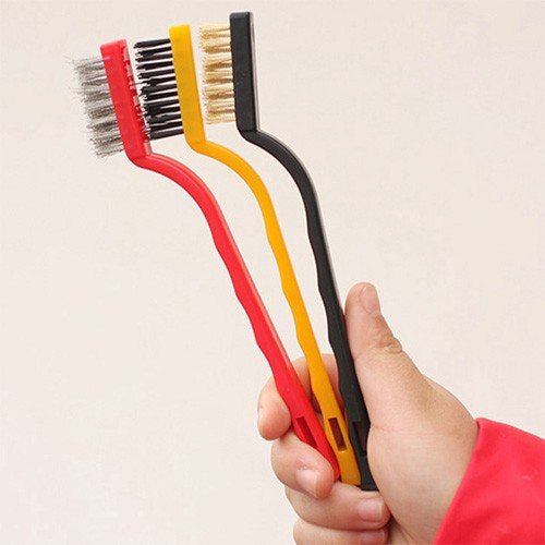 Home needsMultifunction color random wire brush limited (3PCS) hot models cleaning brush select shipping methodsShipping to all(China (Mainland))