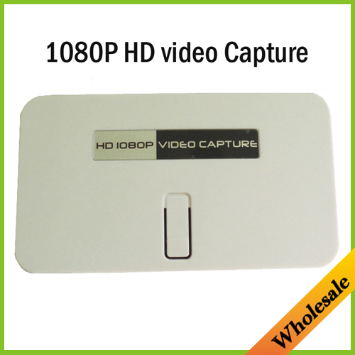 Ezcap Video Capture 1080P HD Game Capture HDMI/YPb Pr Recorder for USB disk/SD Card For XBOX/One/360 PS3,wholesale Free Shipping(China (Mainland))