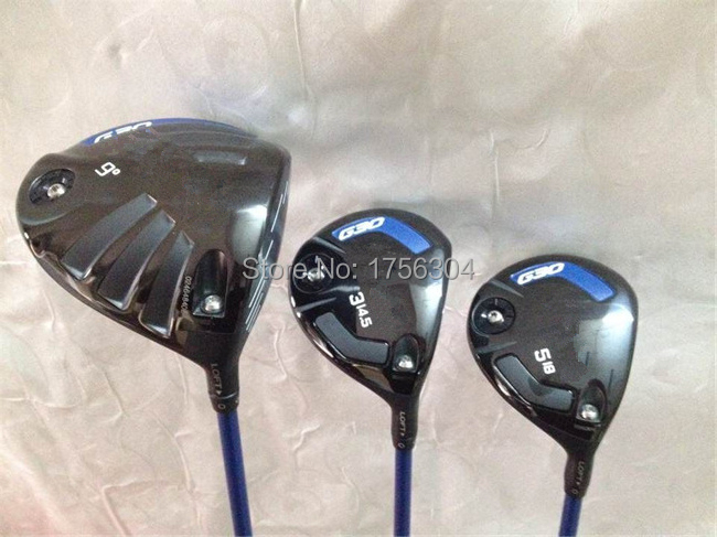 G 30 Wood Set G 30 Golf Woods OEM Golf Clubs Driver + Fairways Regular/Stiff Flex Graphite Shaft Come With Head Cover & Wrench(China (Mainland))