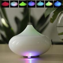 Neue Ultraschall-luftbefeuchter Aroma Luftreiniger Ätherisches Öl Diffusor Machen Nebel Led-nachtlicht 7 Farben für heim und Büro(China (Mainland))