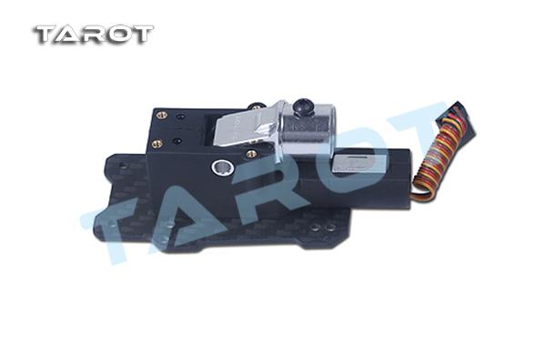 F15868 TAROT 16mm CNC ALL Metal electric retractable Landing gear skids DRIVER TL65B43 FS<br><br>Aliexpress
