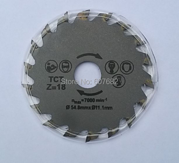 54.8mm tungsten carbide saw blade  for mini hand saw with 18teeth at good price and fast delivery<br><br>Aliexpress