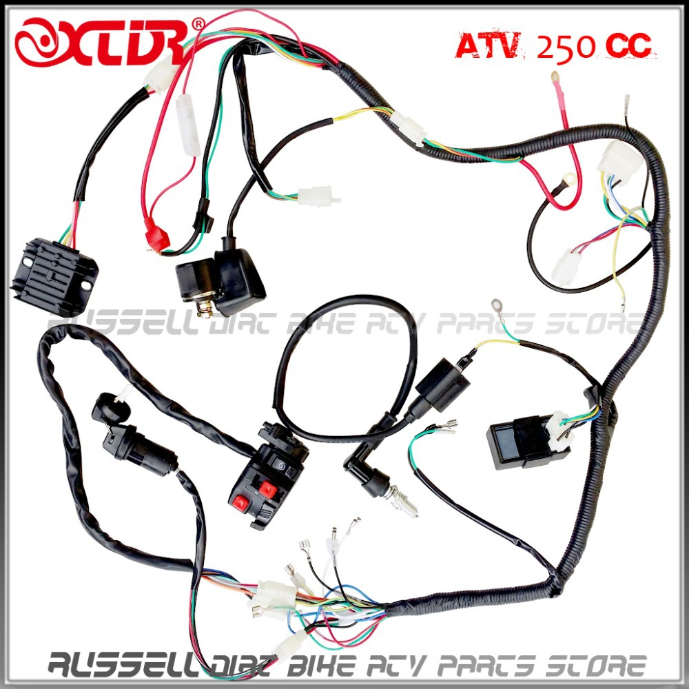 110cc atv wiring diagram wiring diagram and schematic design coil wiring atv photo al wire diagram images inspirations