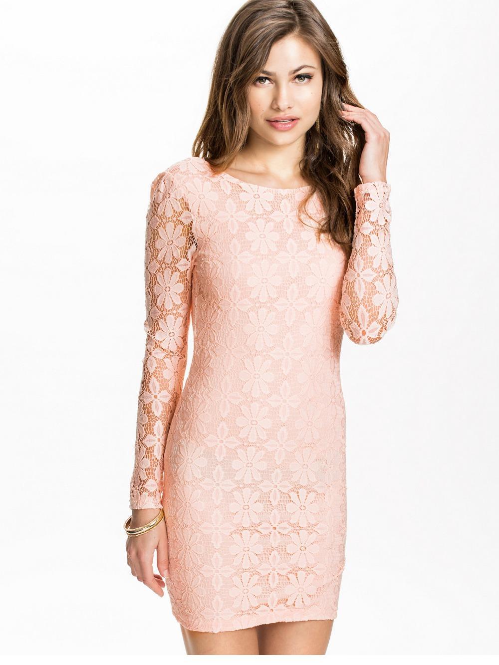 Womens Pink Dress