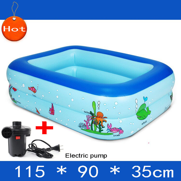 Free shipping children baby Swimming pool kids play sand ocean ball pool inflatable pool paddling pool(China (Mainland))