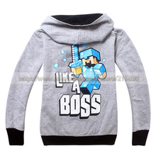Boys Girls Autumn Minions Sport Clothing Sets Kids Casual Cotton Sports Suits Children Hooded Clothes Set