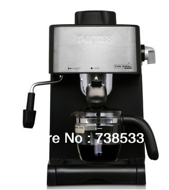 Гаджет  Free Shipping Home and Commercial Manual Espresso Coffee Machine Coffee Steam Can Made Into Milk Foam None Бытовая техника