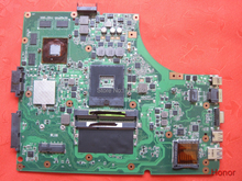 for ASUS K53SV Ver 3.1 HM65 Graphics GT540M N12P-GS-A1 Laptop Motherboard (System board/Mainboard) 100% tested & working perfect(China (Mainland))