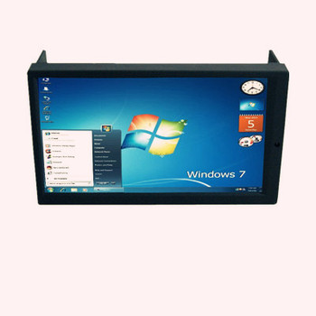 """Free shipping EMS DHL 6.95"""" Touch Screen Double DIN Monitor for Car PC , 2 DIN Touch Panel Carputer Display ,2DIN Car Monitor"""