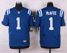 Pat McAfee Donte Moncrief Andrew Luck T.Y. Hilton Johnny Unitas Elite Rush Limited stitched COLT(China (Mainland))