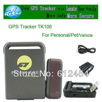 GPS/GPRS/GSM pet (GPS TRACKER)TRACKING SYSTEM TK106