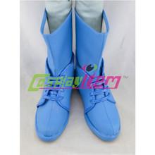 Free shipping customized  JoJo's Bizarre Adventure Cosplay Shoes Caesar Short Boots