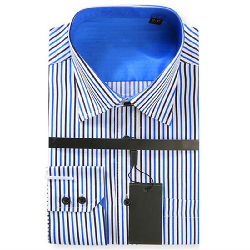 mens casual shirt solid white blue slim fit long sleeve denim cotton vestidos camisa blusas masculina chemise hombre shirt male(China (Mainland))