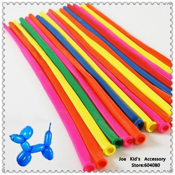 Hot Sale Magic Strip Balloon,Party Decoration Long Latex Balloon,Kids Classical Toy,WJ044+Free Shipping