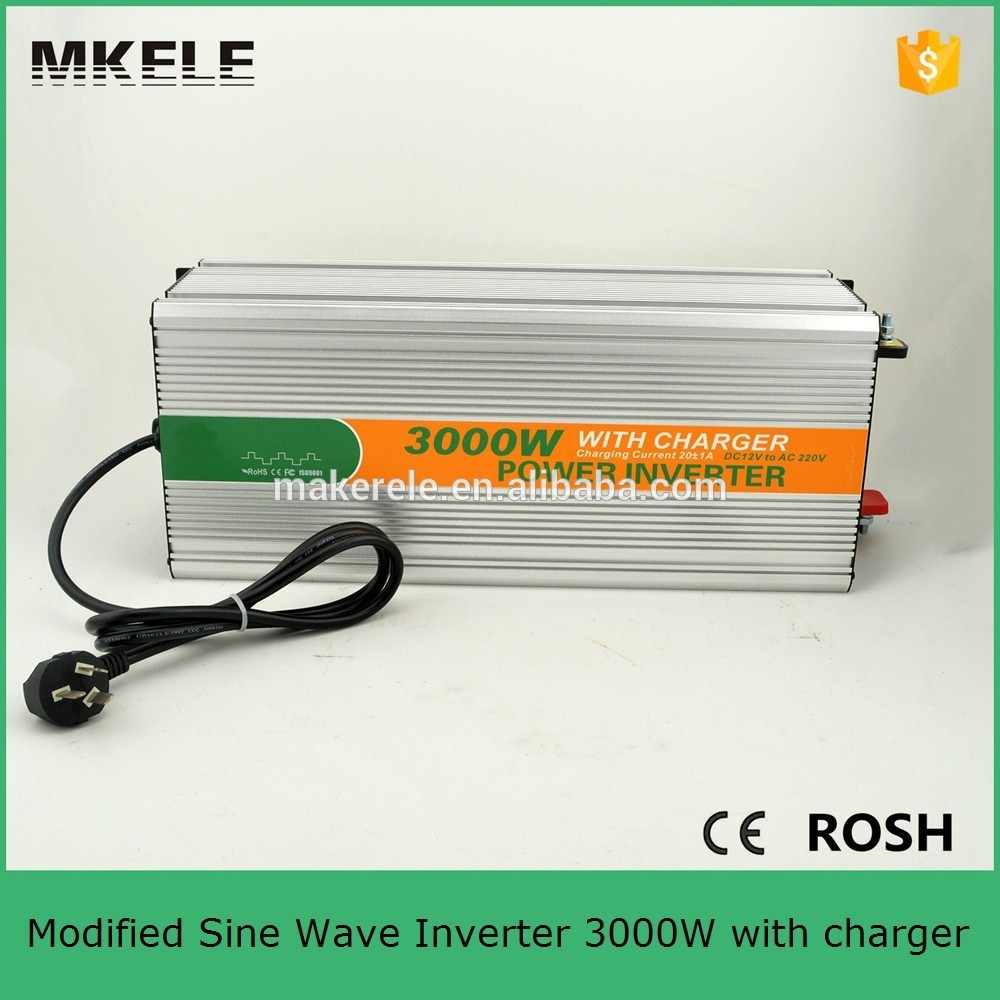 MKM3000-122G-C off grid 3000w inverter ac dc inverter 12v 220v solar inverter without battery 3kw power inverter with charger(China (Mainland))