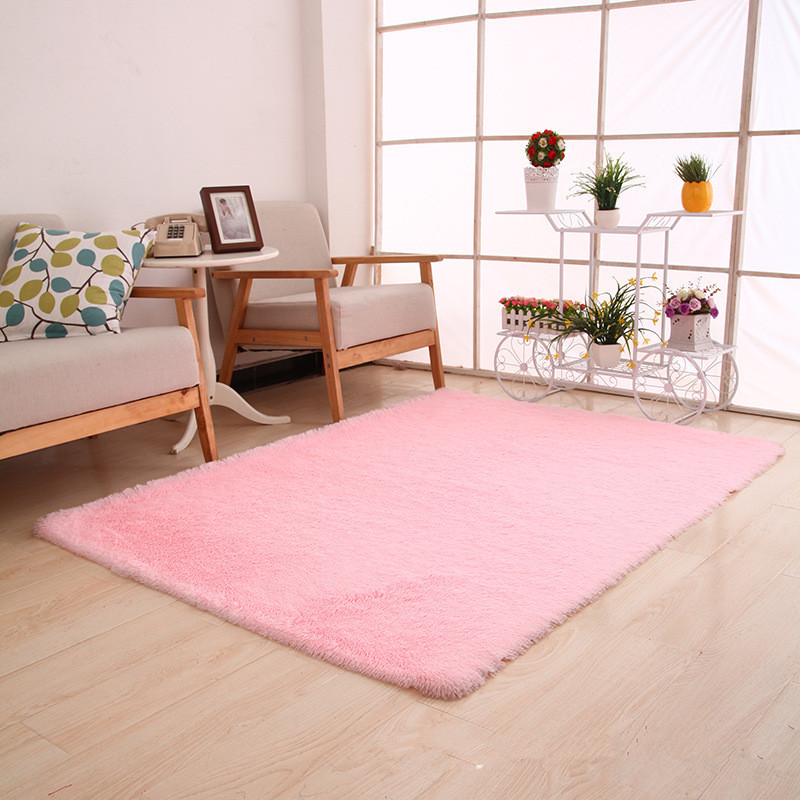 2016 hot sale new style thick super soft bedroom carpet for Rug in bedroom