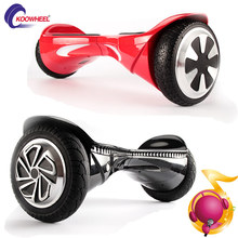 Koowheel Bluetooth Hoverboard 8 inch electric scooter hoverboard skateboard self balance scooter overboard +100% samsung battery(China (Mainland))