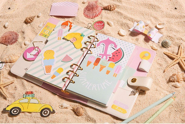 Dokibook-Hello-Summer-Series-Notebook-Personal-Diary-Planner-Kawaii-Cute-Creative-Notebook-Agenda-Organizer-Gifts-Stationery_01