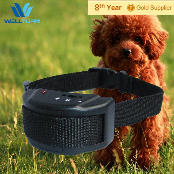 2015 New Hot sale anti-bark collar reviews for Little/ Medium / Big Stubborn Dog(China (Mainland))