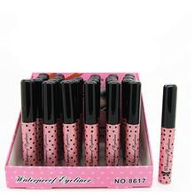 Hot selling Black New Cosmetics Makeup Not Dizzy Waterproof Liquid Eyeliner Pencil