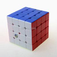 New YuXin 4x4 Magic cube stickerless YuXin Unicorn King 4x4x4 Kylin Speed cube 4x4 full colore