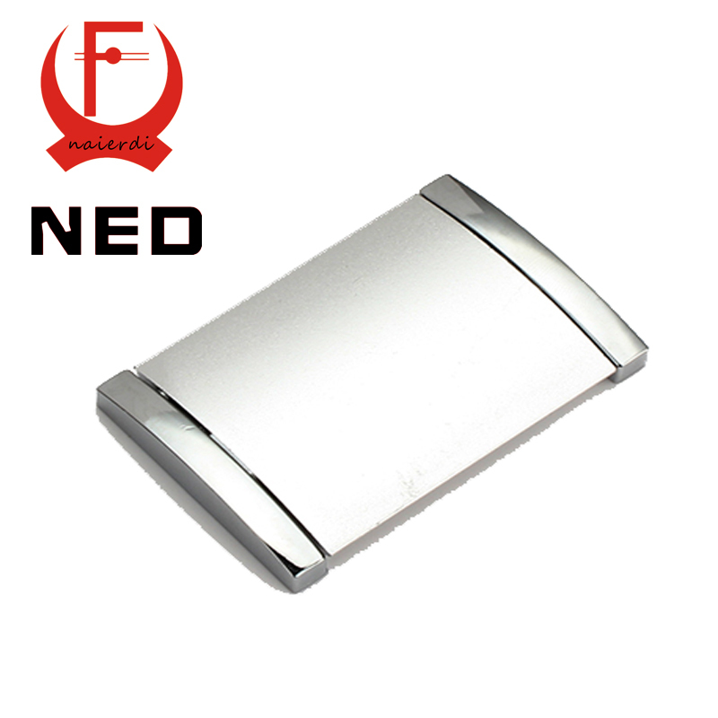 Brand NED 1PC Diameter 70MM Hole Pitch 64MM Aluminum Alloy Handles With Screws Drawer Furniture Wardrobe Knobs Cabinet Hardware(China (Mainland))