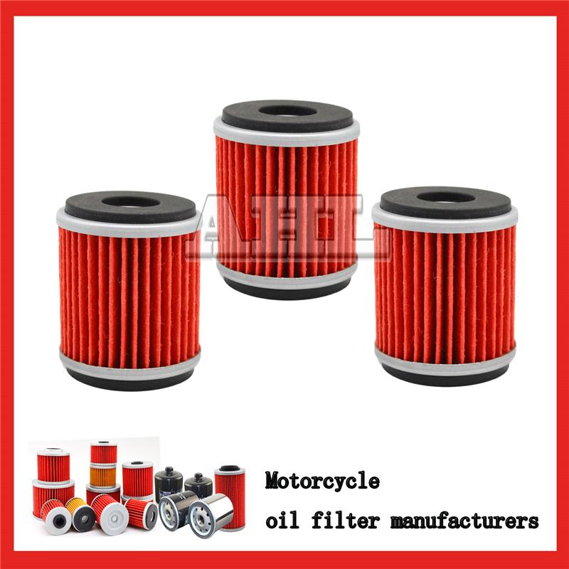 Масляный фильтр для мотоциклов AHL 3pcs YAMAHA XG250S XG 250S XG250 s XG 250 s s 250 2005