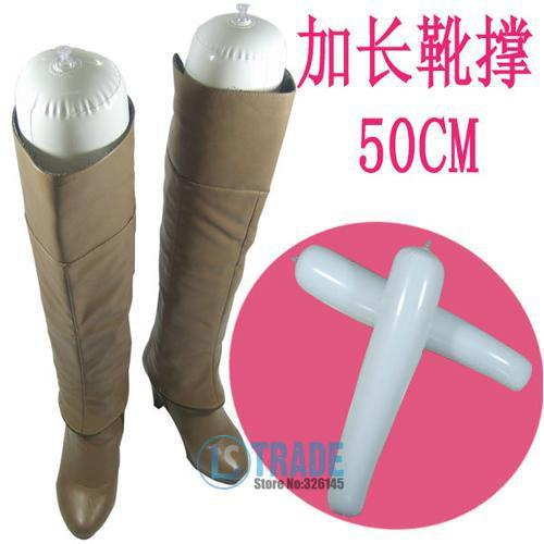 Free Shipping High Lengths Air Inflation Clamp Portable Boots Clip Hold Shoes Ankle Boots Shoes Clamp 10PCS/LOT A007()