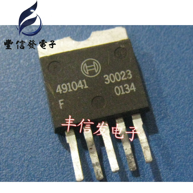 30023 M154 car engine computer right ignition coil driver transistor chip(China (Mainland))