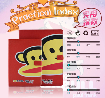 free shipping new arrival  hot sale carton monkey case for ipad 2/3/4   cute carton case