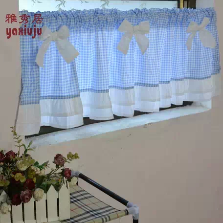 Online Buy Wholesale coffee print kitchen curtains from China ...